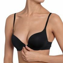 Sloggi sensitive push-up bh 10149139 zwart