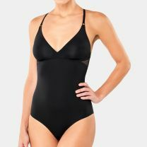 Sloggi Dames Symmetry body 10189863 black