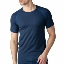 Mey Heren High Performance Shirt met korte mouw 43002