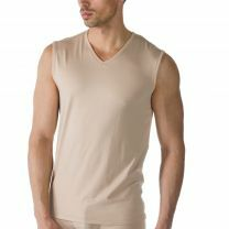Mey Dry Cotton shirt zonder mouwen 46037 light skin