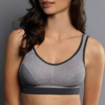Anita Care Extreme Control Prothese sport bh 5727X heather grey