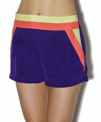 Aubade Touch of Rainbow Short AN61 Barbade