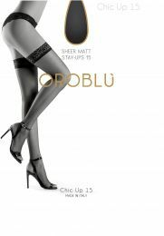 Oroblu Chic Up 15 stay-up kous OR 1101500