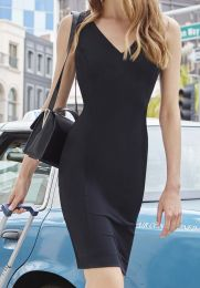 Oroblu Bodywear Jurk travel dress VOBT64514 black