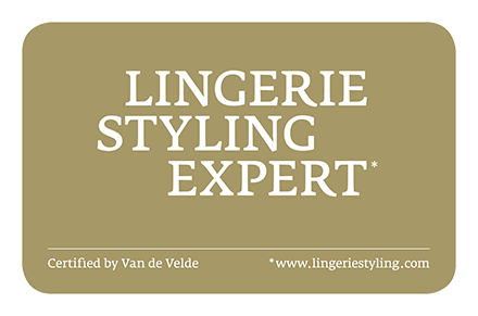 Chilly is officieel Lingerie Styling specialiste erkend door Van de Velde